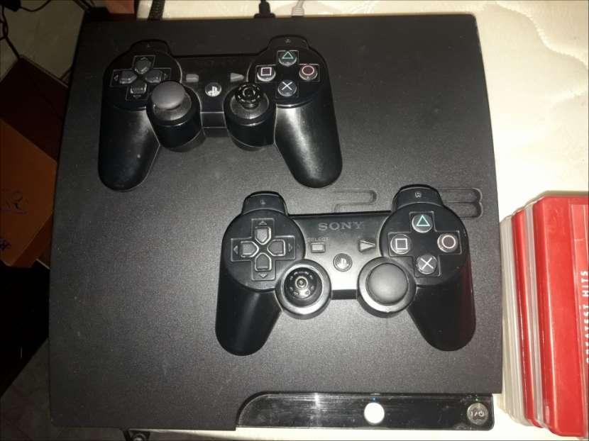 Playstation 3 + 6 juegos - 1